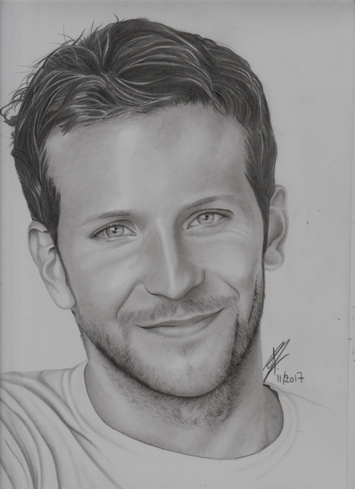 Bradley Cooper by Bill71